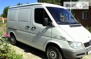 Mercedes-Benz Sprinter 208 груз. 2004
