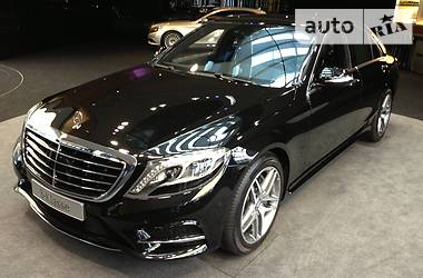 Mercedes-Benz S 500 Long W222 4Matic 2017