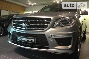 Mercedes-Benz ML 63 AMG 4-Matic 2015