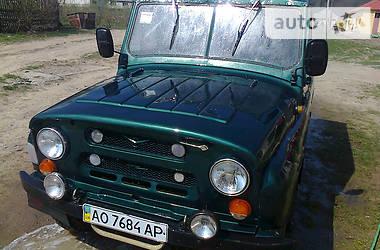 УАЗ 469 1989