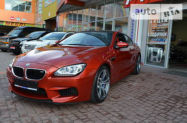 BMW M6 M 4.4 2013