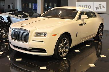 Rolls-Royce Wraith 2017