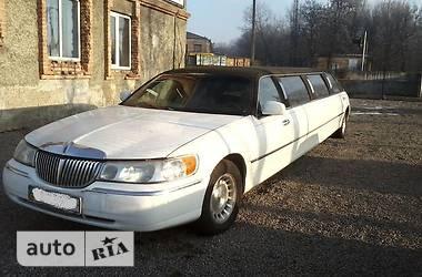 Lincoln Town Car 1998