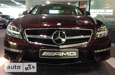 Mercedes-Benz CLS 63 AMG S 4-Matic 2016