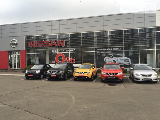 Кий Авто (Nissan)