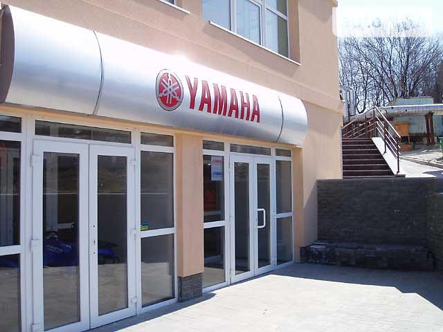Байкшоп Yamaha