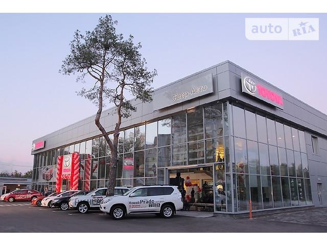 Toyota Центр Чернігів Сівер-Авто