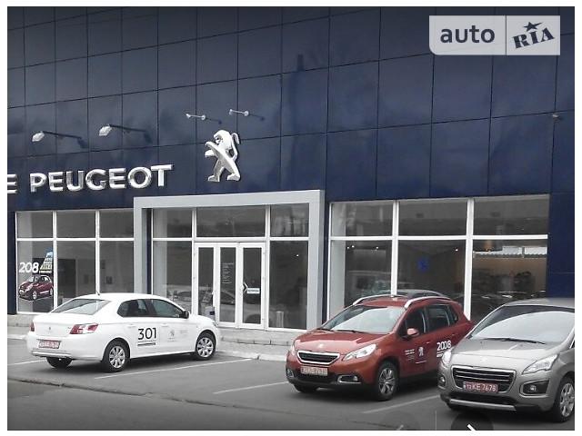 Автосалон Пежо Центр Запорожье «ЛИОН АВТО»