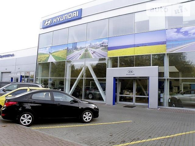 Hyundai центр Львів