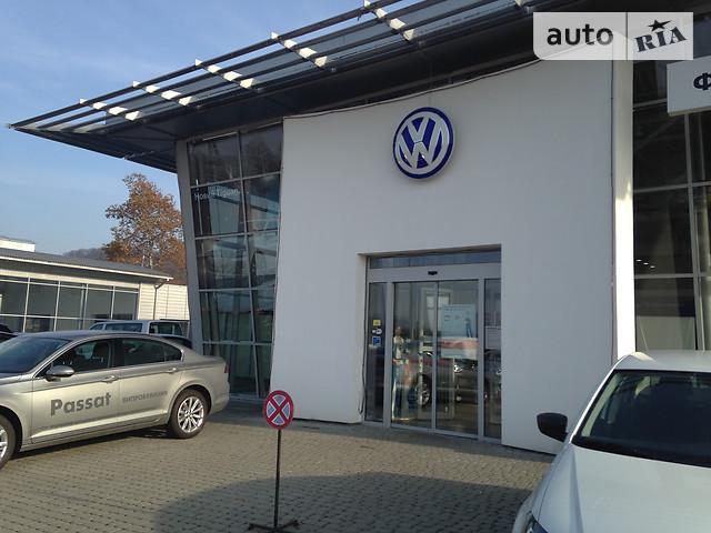 Форвард Автоцентр Volkswagen