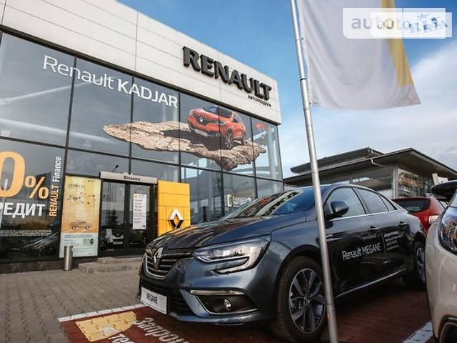 Автоцентр Renault Чернівці