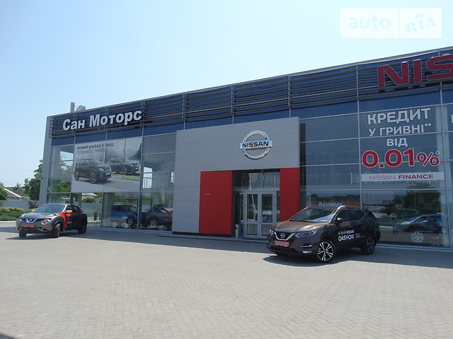 Сан Моторс Полтава