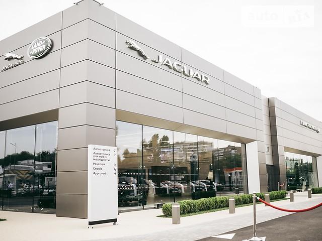 Jaguar Land Rover Київ Захід