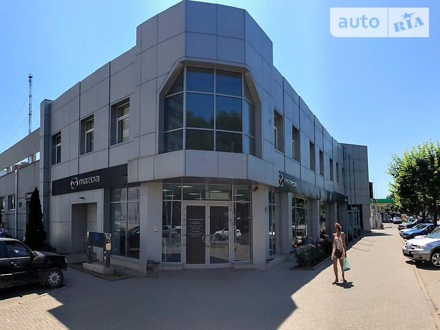 "Mazda Центр Одесса ""Интер-Авто"""
