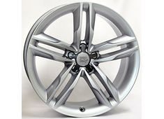 Легкосплавные диски WSP Italy W562 Amalfi Silver