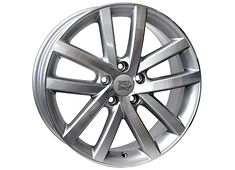 литые легкосплавные диски WSP Italy W460 Rheia Silver Polished