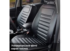 чехлы на сиденья Citroen C3 Picasso 2013-2017 (EMC-Elegant)