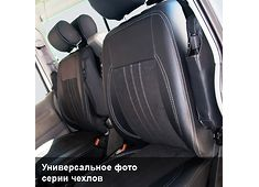 Модельные чехлы на сиденья Toyota RAV4 2010-2013 (MILLENIUM)