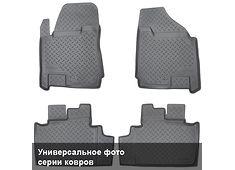 Модельные коврики в салон Volvo XC60 2013-2017