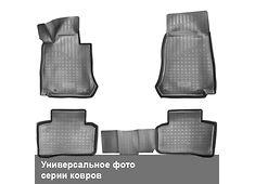 Модельные коврики в салон Volkswagen Tiguan 2016-2017