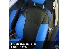 Модельные чехлы на сиденья Hyundai Santa Fe 2006-2010 (Союз-Авто)