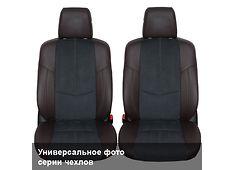 чехлы на сиденья Skoda Octavia 2013-2016 (Millenium)