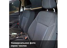 Модельные чехлы на сиденья Daewoo Matiz 2009-2011 (Союз-Авто)