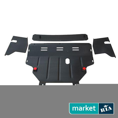Защита двигателя Титан Сталь: фото - MARKET.RIA
