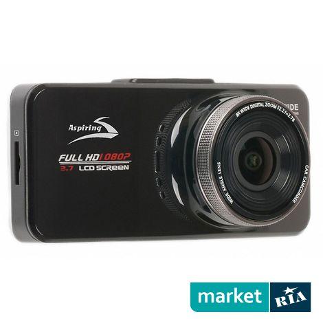 Купить Автомобильный видеорегистратор Aspiring Alibi 2