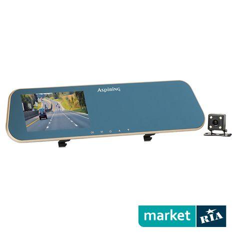 Купить Автомобильный видеорегистратор Aspiring Reflex 1
