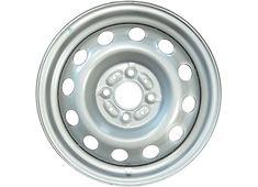 штампованные (железные) диски EuroDisk 53B35B Silver