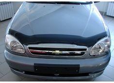 Дефлекторы капота Daewoo Lanos 2001-2009
