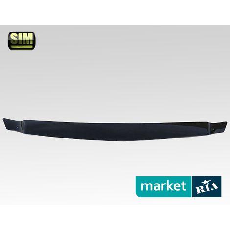 Купить Дефлектор капота на Opel Insignia, Acrylic, SIM, Черный