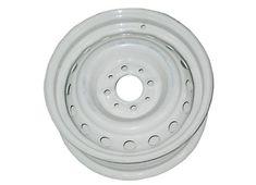 штампованные (железные) диски КрКЗ КрКЗ White