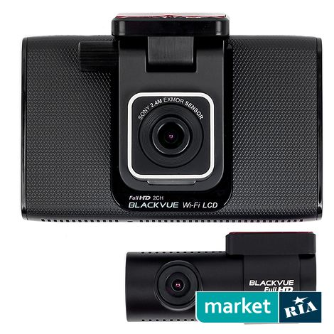 Видеорегистратор BlackVue DR 750 LW-2CH: фото - MARKET.RIA