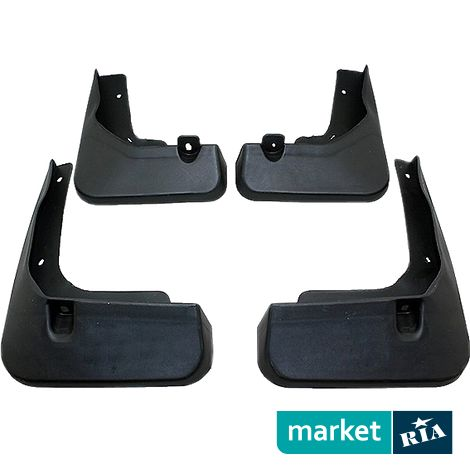 Брызговики AVTM для Toyota Camry 2011-2014