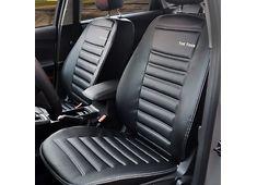 Модельные чехлы на сиденья Citroen C3 Picasso 2013-2017 (EMC-Elegant)
