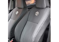 Модельные чехлы на сиденья Volkswagen Touareg 2010-2014 (Virtus)