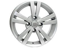 литые легкосплавные диски WSP Italy W3602 Tristano Silver