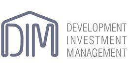 DIM (Development Investment Management) логотип