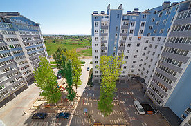 ЖМ Парковая алея - ул. Независимости-Тисменицкая