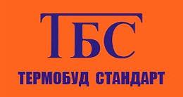 Логотип строительной компании Термобуд Стандарт