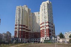 ЖК по ул. Княжий Затон