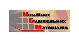 КП Хмельницький комбінат будівельних матеріалів логотип