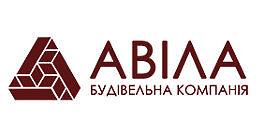 Будівельна компанія АВІЛА логотип