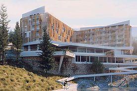 ЖК Premier Bukovel Apart Hotel