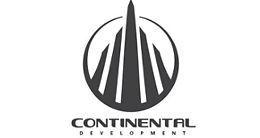 Логотип строительной компании ООО Континенталь
