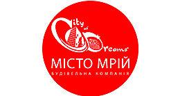 Логотип строительной компании Місто Мрій