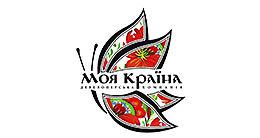 Девелоперская компания «МОЯ КРАЇНА» логотип