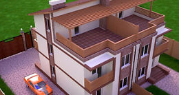 Инвестиционный проект Купи дом под Киевом